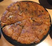 kimchi jeon